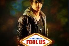 Reza On CW's Fool Us Penn & Teller